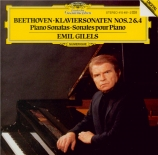 BEETHOVEN - Gilels - Sonate pour piano n°4 op.7