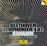 BEETHOVEN - Karajan - Symphonie n°4 op.60