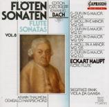 Flute Sonatas Vol.8