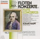 Concertos pour flûte  vol.2