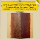 BERG - Levine - Drei Orchesterstücke op.6