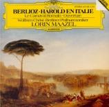 BERLIOZ - Maazel - Harold en Italie op.16