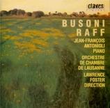 RAFF - Antonioli - Concerto pour piano op.185