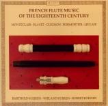 Musique française pour flûte du XVIIIe siècle