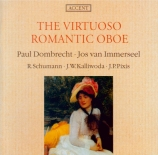 The virtuoso romantic oboe
