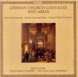 German Church Cantatas and Arias