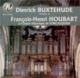 BUXTEHUDE - Houbart - Prélude, fugue et chaconne pour orgue en do majeur Vol.1