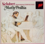 SCHUBERT - Perahia - Quatre impromptus, pour piano op.90 D.899