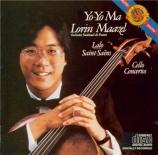 SAINT-SAËNS - Ma - Concerto pour violoncelle n°1 op.33