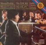 MOZART - Perahia - Concerto pour piano et orchestre n°25 en do majeur K