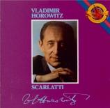 SCARLATTI - Horowitz - Sonate pour clavier en mi majeur K.531 L.430