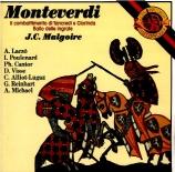 MONTEVERDI - Malgoire - Combattimento di Tancredi e Clorinda, pour deux