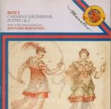 BIZET - Bernstein - Carmen : suites n°1 & 2