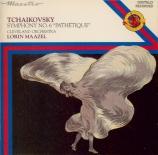 TCHAIKOVSKY - Maazel - Symphonie n°6 en si mineur op.74 'Pathétique'