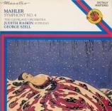 MAHLER - Szell - Symphonie n°4