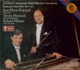 Partita and sonatas for  flute