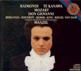MOZART - Maazel - Don Giovanni (Don Juan), dramma giocoso en deux actes