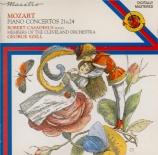 MOZART - Casadesus - Concerto pour piano et orchestre n°21 en do majeur