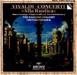 VIVALDI - Pinnock - Concerto pour cordes et b.c. en sol majeur RV.151 'A