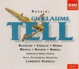 ROSSINI - Gardelli - Guillaume Tell, version française