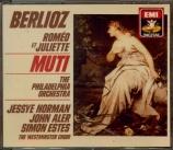 BERLIOZ - Muti - Roméo et Juliette op.17