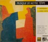 Musique de notre temps - Repères 1945-75