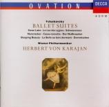 TCHAIKOVSKY - Karajan - Le Lac des cygnes, suite de ballet op.20a