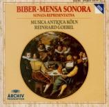 BIBER - Goebel - Mensa sonora
