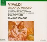 VIVALDI - Scimone - Orlando furioso, opéra en 3 actes RV.728