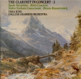The Clarinet in Concert Vol.2