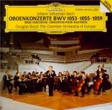 BACH - Boyd - Concerto pour clavecin et cordes n°2 en mi majeur BWV.1053