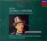 GIORDANO - Gavazzeni - Andrea Chénier