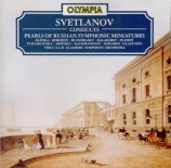 Pearls of Russian Symphonic Miniatures