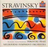 STRAVINSKY - Iwaki - Petrouchka, ballet burlesque pour orchestre en 4 ta
