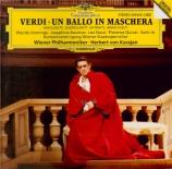VERDI - Domingo - Bal Masqué (Un) : extraits