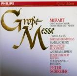 MOZART - Schreier - Messe en ut mineur, pour solistes, chœur et orchestr