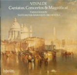 VIVALDI - Lamon - In turbato mare, motet pour soprano, cordes et b.c. RV