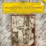 BARTOK - Kremer - Sonate pour violon et piano n°1 op.21 Sz.75