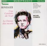 HONEGGER - Corboz - La danse des morts, oratorio H.131