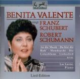 Schubert et Schumann