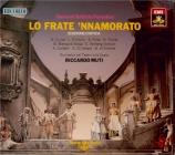 PERGOLESE - Muti - Lo Frate'nnamorato (Live Recording) Live Recording