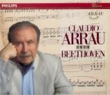 BEETHOVEN - Arrau - Six variations sur un thème original op.34