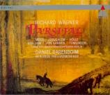 WAGNER - Barenboim - Parsifal WWV.111