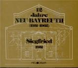 WAGNER - Karajan - Siegfried WWV.86c (live Bayreuth, 1951) live Bayreuth, 1951