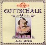 GOTTSCHALK - Marks - Souvenirs d'Andalousie