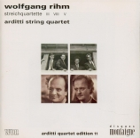 RIHM - Arditti String - Quatuor à cordes n°3 'Im Innersten'