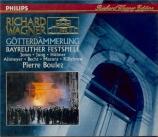 WAGNER - Boulez - Crépuscule des Dieux (Le) (Die Götterdämmerung)