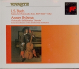BACH - Bylsma - Six suites pour violoncelle seul BWV 1007-1012
