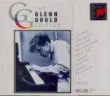 BACH - Gould - Concerto pour clavecin et cordes n°1 en ré mineur BWV.105