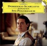 SCARLATTI - Pogorelich - Sonate pour clavier en mi majeur K.20 L.375 Beethovensaal de Hanovre, septembre 1991